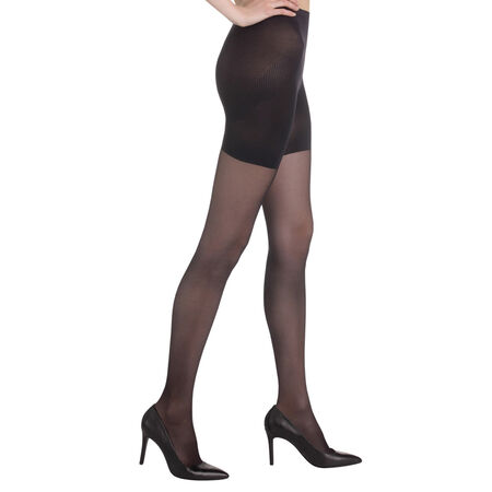 99222f218 Black Diam s Contour 360° Semi-Opaque 25 slimming tights