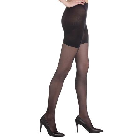 99222f218 Black Diam s Contour 360° Semi-Opaque 25 slimming tights