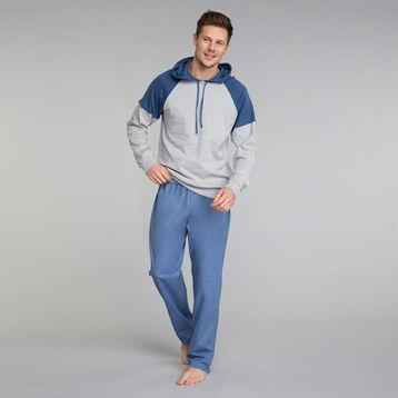 Blue pyjama trousers - DIM Essential, , DIM