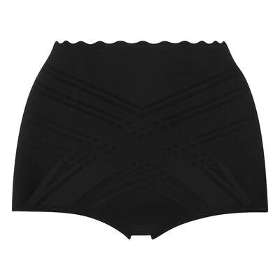 Набор 3 шт.: Черные корректирущие слипы с высокой посадкой Beauty Lift, , DIM