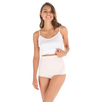 Culotte taille haute sculptante rose Diam's Control Plus-DIM