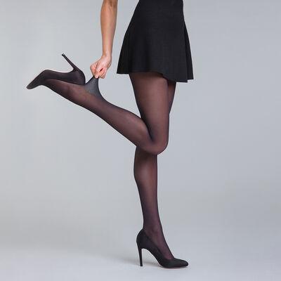 Beauty Resist 25 semi-opaque black tights, , DIM