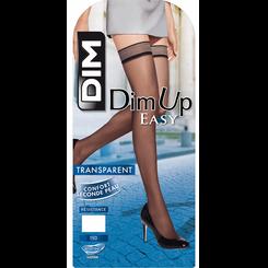 Bas up transparent couleur capri DIM UP EASY 15D-DIM