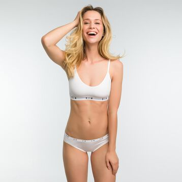 White non-wired bra for women - DIM Originals, , DIM