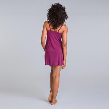 Daily Glam purple garnet babydoll - DIM