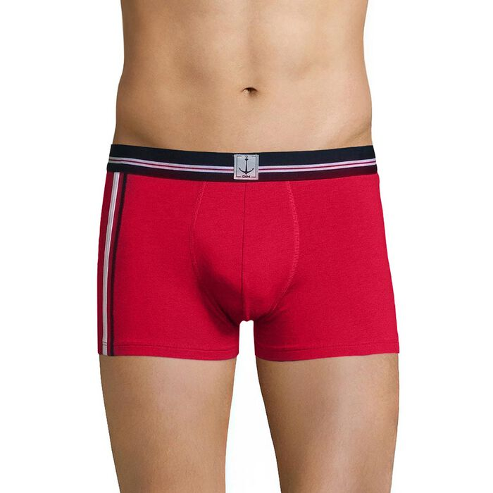 Boxer rouge baie - Summer SEA DIM, , DIM