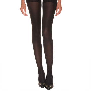 Black AbsoluFlex Opaque 40 tights, , DIM
