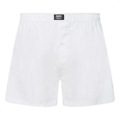 Men's white boxer shorts Dim Collection, , DIM