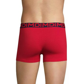 Red boxer with black belt - Dim Mix & Fancy, , DIM