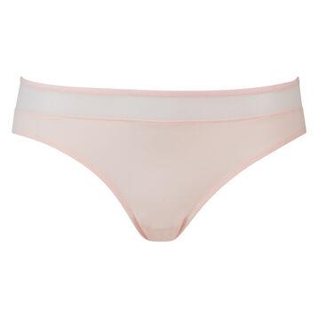 Ballerina pink printed brief Dim Generous, , DIM