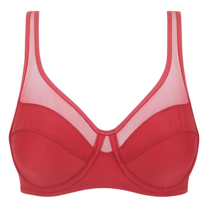 Generous Dim underwire bra  in pink Generous Dim, , DIM