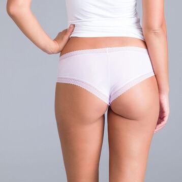 Table Panties pale lilac Brazilian briefs - DIM