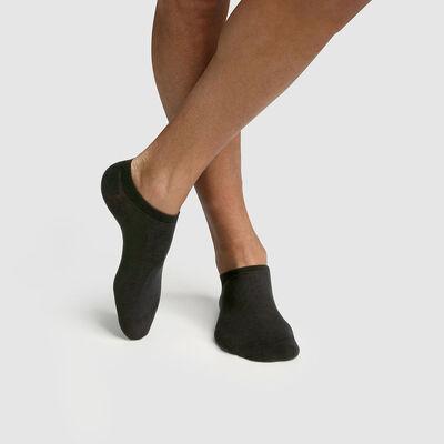 Набор 2 шт.: черные мужские носки из лиоцелла Green by Dim, , DIM