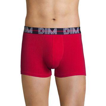 Boxer rouge baie - Dim Powerful, , DIM