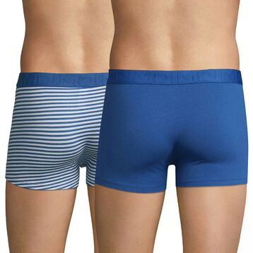2-pack blue trunks - Dim Mix & Fancy, , DIM