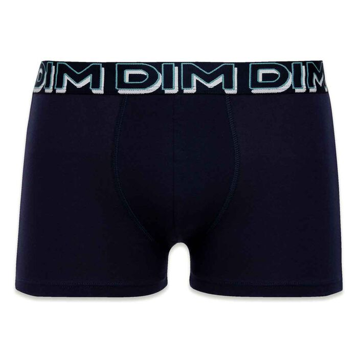 DIM Powerful cobalt blue boxers - DIM
