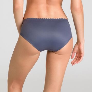 Body Touch granite grey knickers - DIM