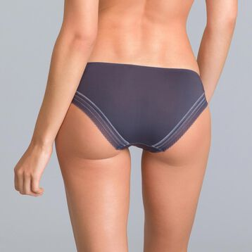 Invisi Fit granite grey knickers, , DIM