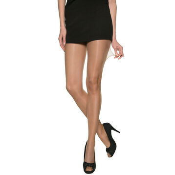 Beauty Resist Transparent 15 sheer tights in amber, , DIM