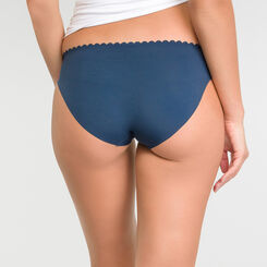2 pack red and night blue briefs - Body Touch Microfibre, , DIM