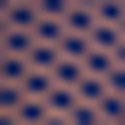 Dim Dotty Mesh Panty Box infinite blue polka dot lace briefs, , DIM