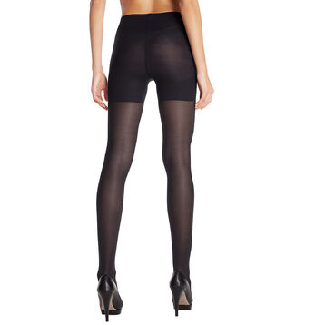 Black Diam's Action Minceur 45 slimming tights, , DIM