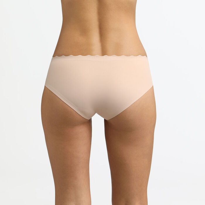 Beauty Lift Femme totally invisible bikini knickers in barely beige, , DIM