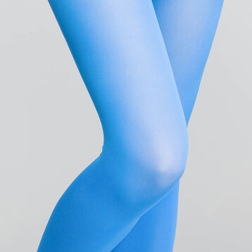 Imperial blue Opaque 50 tights - DIM Style, , DIM