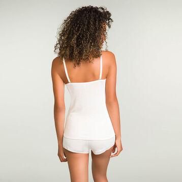 Caraco Nacre en coton modal pour femme Softly Line, , DIM