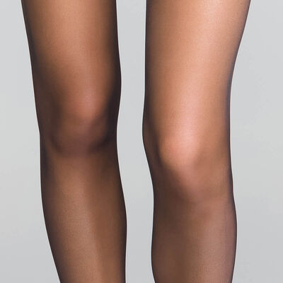 3 pack sheer black 15 tights - Dim Sublim, , DIM