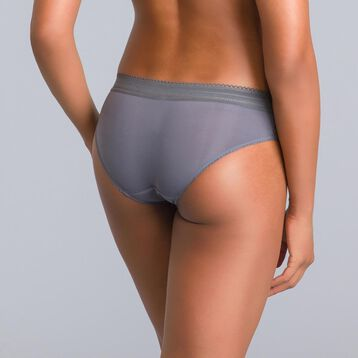 Daily Glam Persian grey briefs - DIM