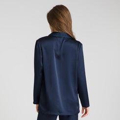 Winter Dream navy blue long-sleeve shirt  - DIM