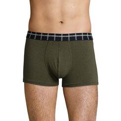 Heather Green men's trunks Limited Edition The Adventurer, , DIM