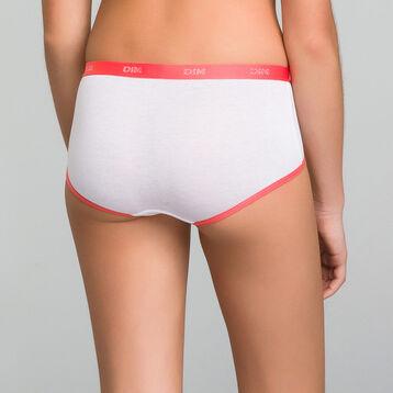3 pack shorties for Girl capucine - Pocket Cool, , DIM