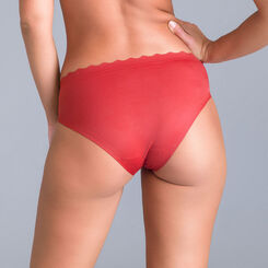 Beauty Lift Woman total invisibility copper red knickers - DIM