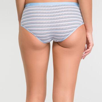 Lot de 3 boxers Femme Poséidon - Les Pockets Coton Stretch, , DIM