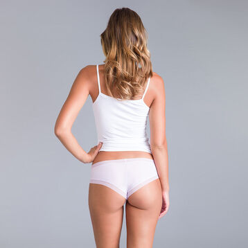 Table Panties pale lilac Brazilian briefs - DIM