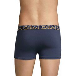 DIM Powerful storm blue boxers - DIM
