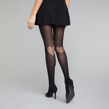 Love game Black 20 Tights - Dim Style, , DIM