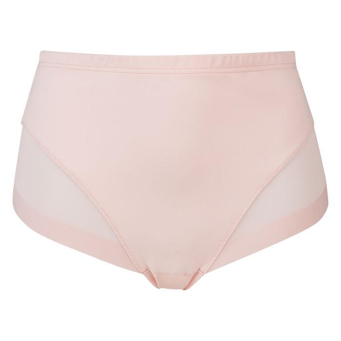 Culotte taille haute invisible rose ballerine Generous Limited Edition, , DIM