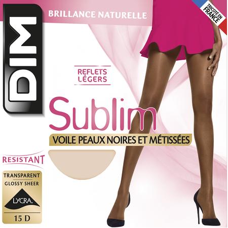 5fd8ffb9043 Sublim Voile 15 sheer tights for darker skin tones in cinnamon