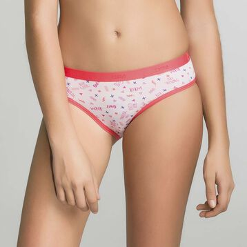 3 pack capucine briefs for Girl - Pocket Cool , , DIM