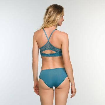 Soutien-gorge corbeille Vert Bleuté ampliforme Daily Glam Trendy Sexy , , DIM