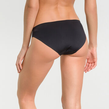 Invisible black knickers - Dim Invisifree, , DIM