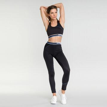 Legging de sport femme noir - DIM Sport, , DIM