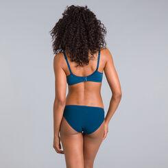 Soutien-gorge à armatures Generous bleu paons-DIM