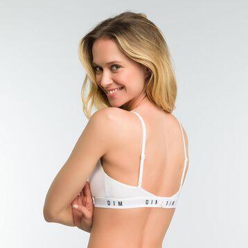 White non-wired bra for women - DIM Originals, , DIM
