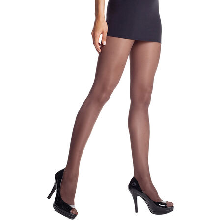 27657bb83 Chocolate Diam s Jambes Fuselées 45 leg shaper tights