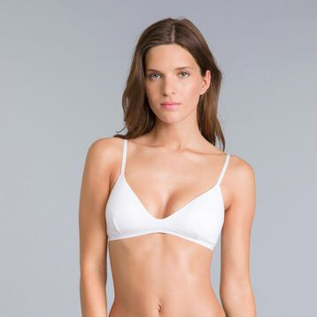 EcoDIM Confort Soft Cup bra in white, , DIM