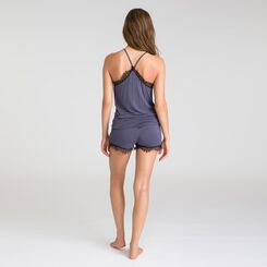 Pure Essential grey vest top - DIM